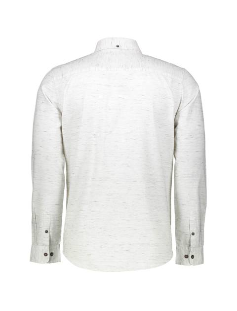 پیراهن نخی مردانه - رد هرینگ - سفيد وانيلي - 2