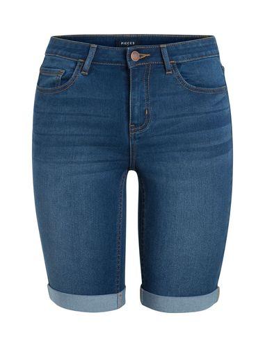 شلوارک جین بلند زنانه