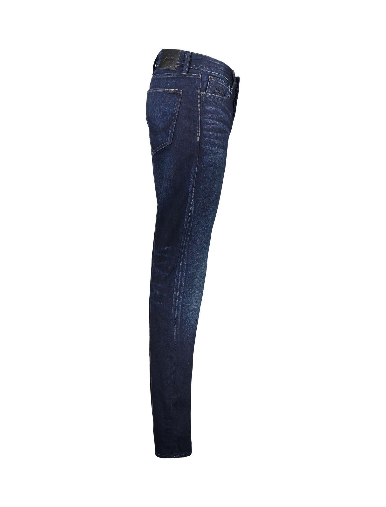 شلوار جین راسته مردانه Copperfill Loose - سوپردرای - آبي تيره - 3