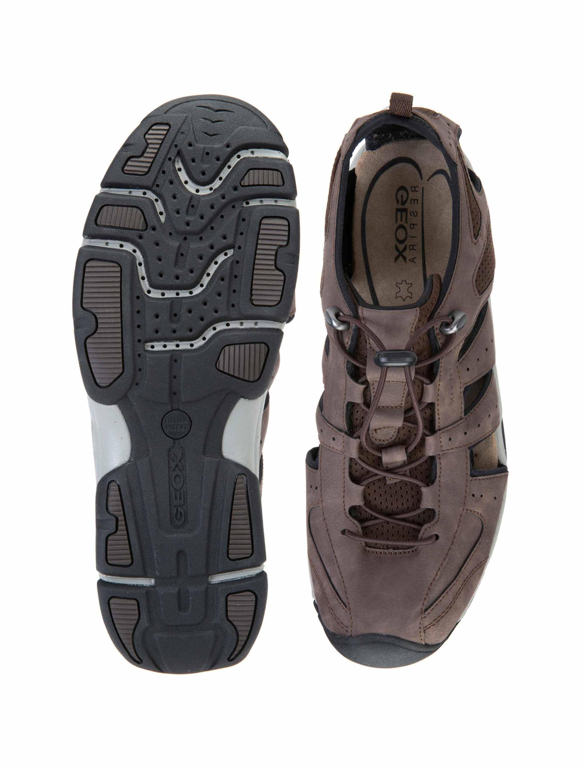 کفش پیاده روی بندی مردانه - جی اوکس
