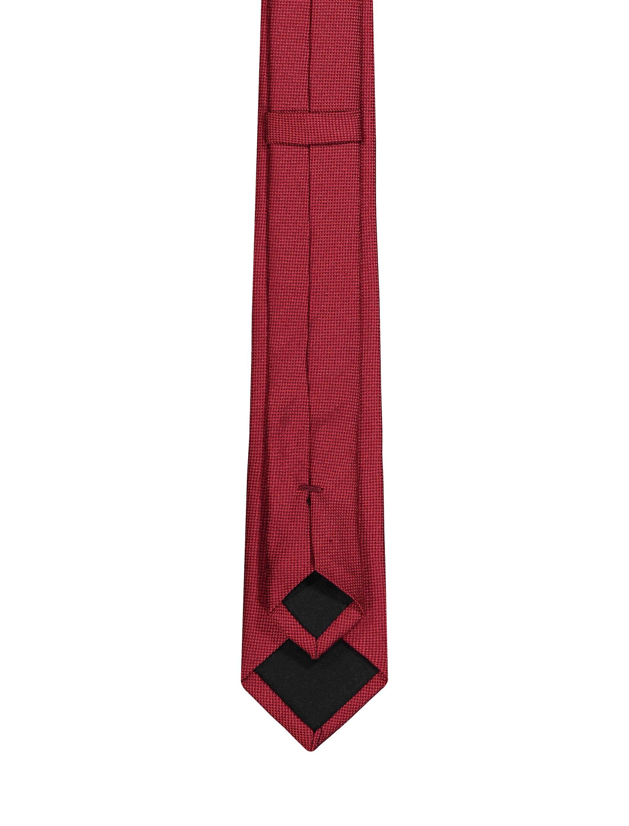 کراوات ابریشمی ساده مردانه