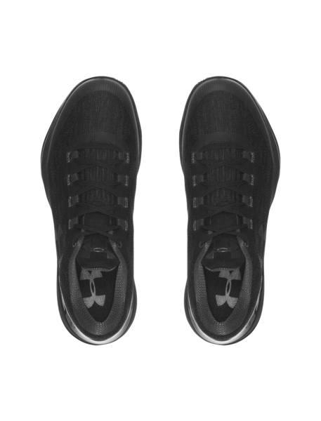 کفش بسکتبال بندی مردانه - مشکي - 2