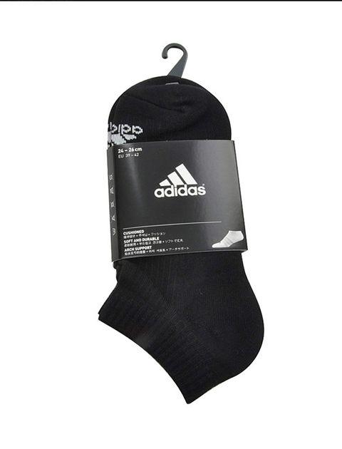 جوراب ساق کوتاه بزرگسال Liner Cushion 3S - مشکي - 3