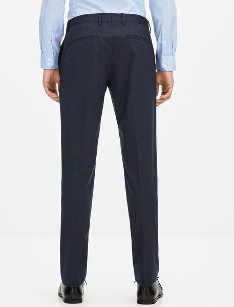 شلوار رسمی مردانه - سرمه اي - 6