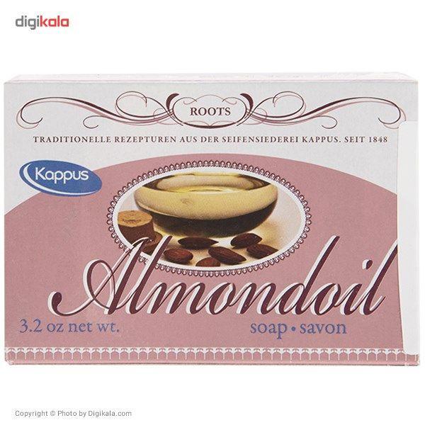 صابون کاپوس مدل Almond Oil مقدار 100 گرم -  - 3