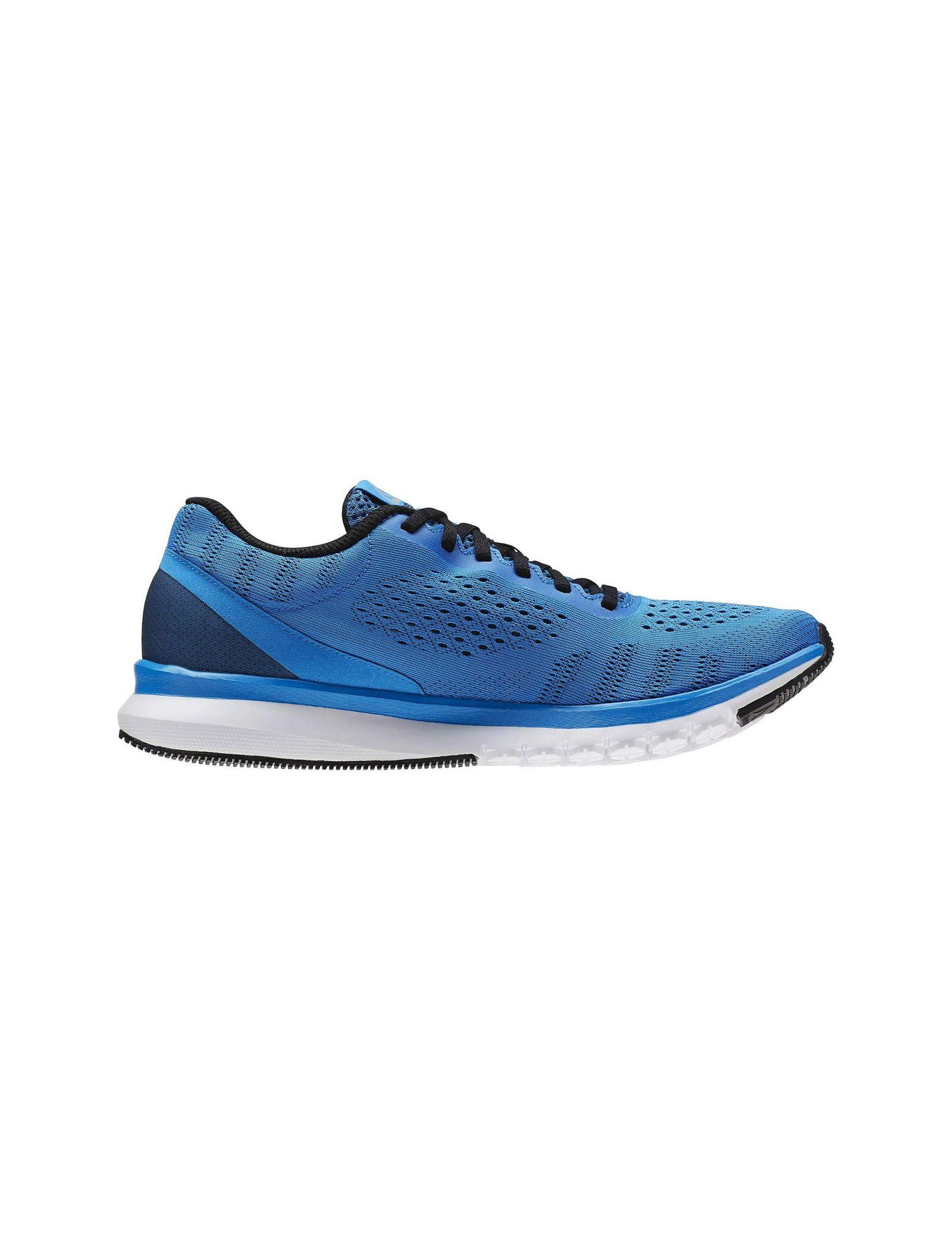 کفش دویدن بندی مردانه Print Smooth Ultraknit - ریباک - آبي - 1