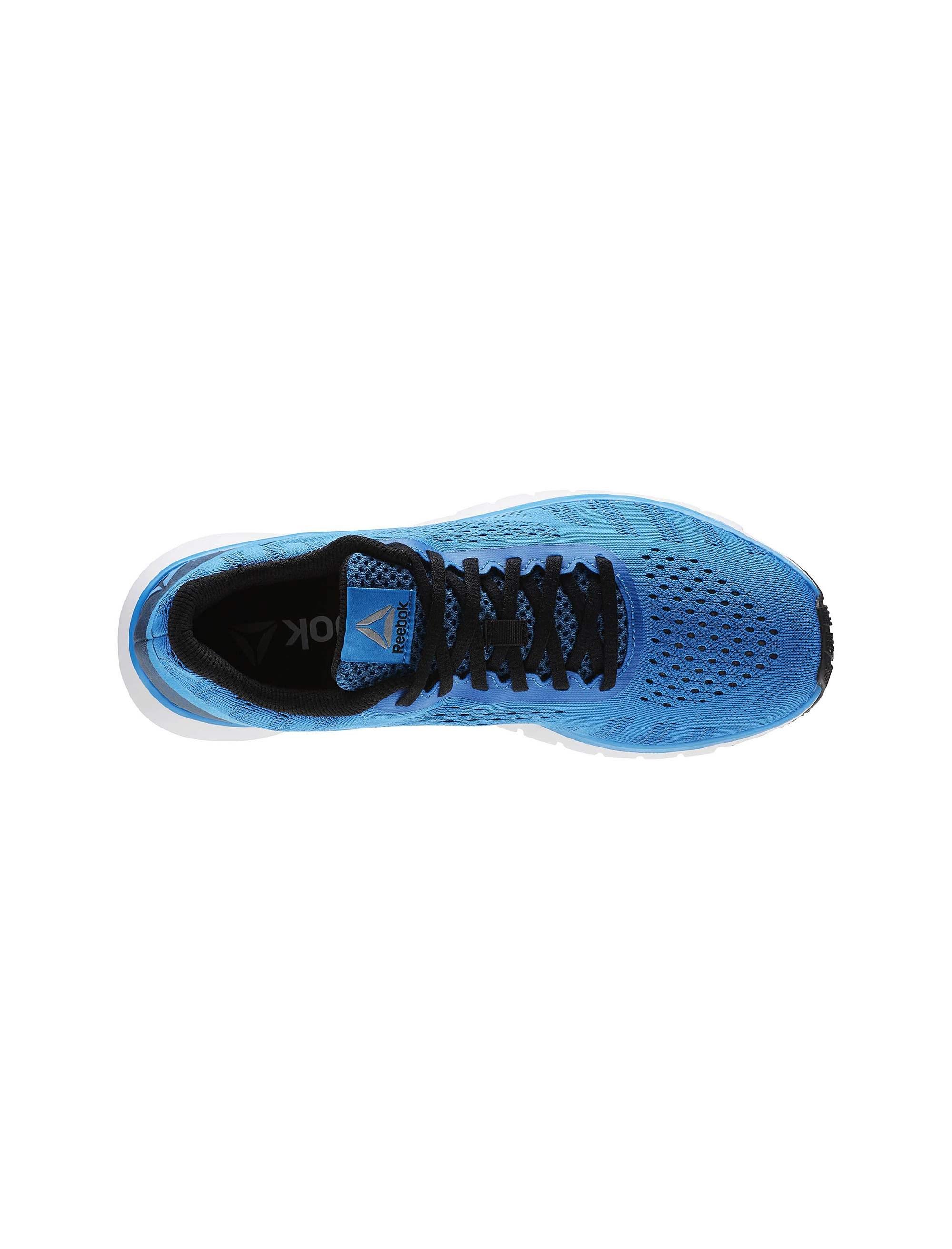 کفش دویدن بندی مردانه Print Smooth Ultraknit - ریباک - آبي - 4