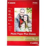 کاغذ عکس کانن مدل PLUS GLOSSY سایزA4 بسته 20 عددی thumb