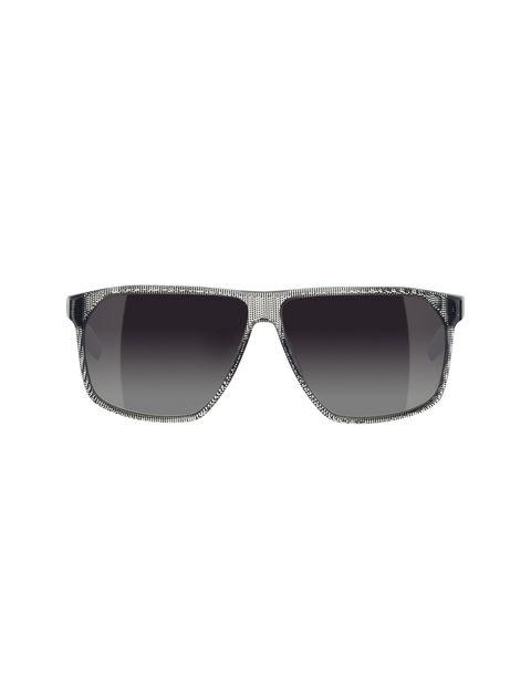 عینک آفتابی خلبانی مردانه - اسپاین - بي رنگ و مشکي - 1