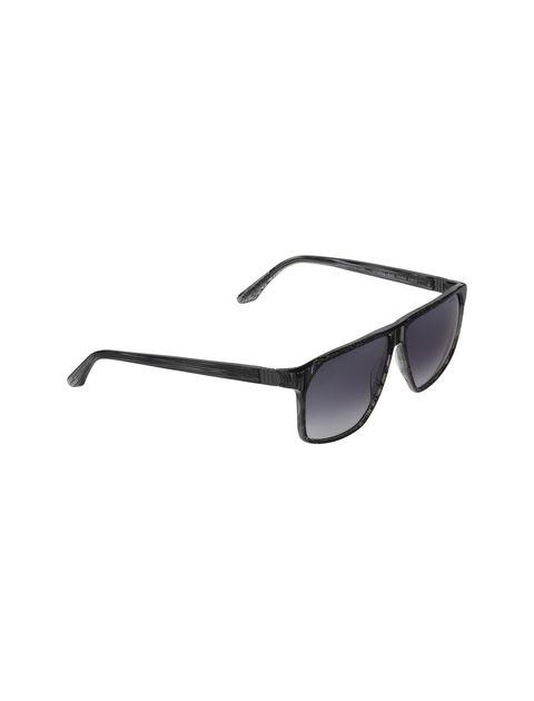 عینک آفتابی خلبانی مردانه - اسپاین - بي رنگ و مشکي - 2