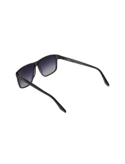 عینک آفتابی خلبانی مردانه - اسپاین - بي رنگ و مشکي - 4