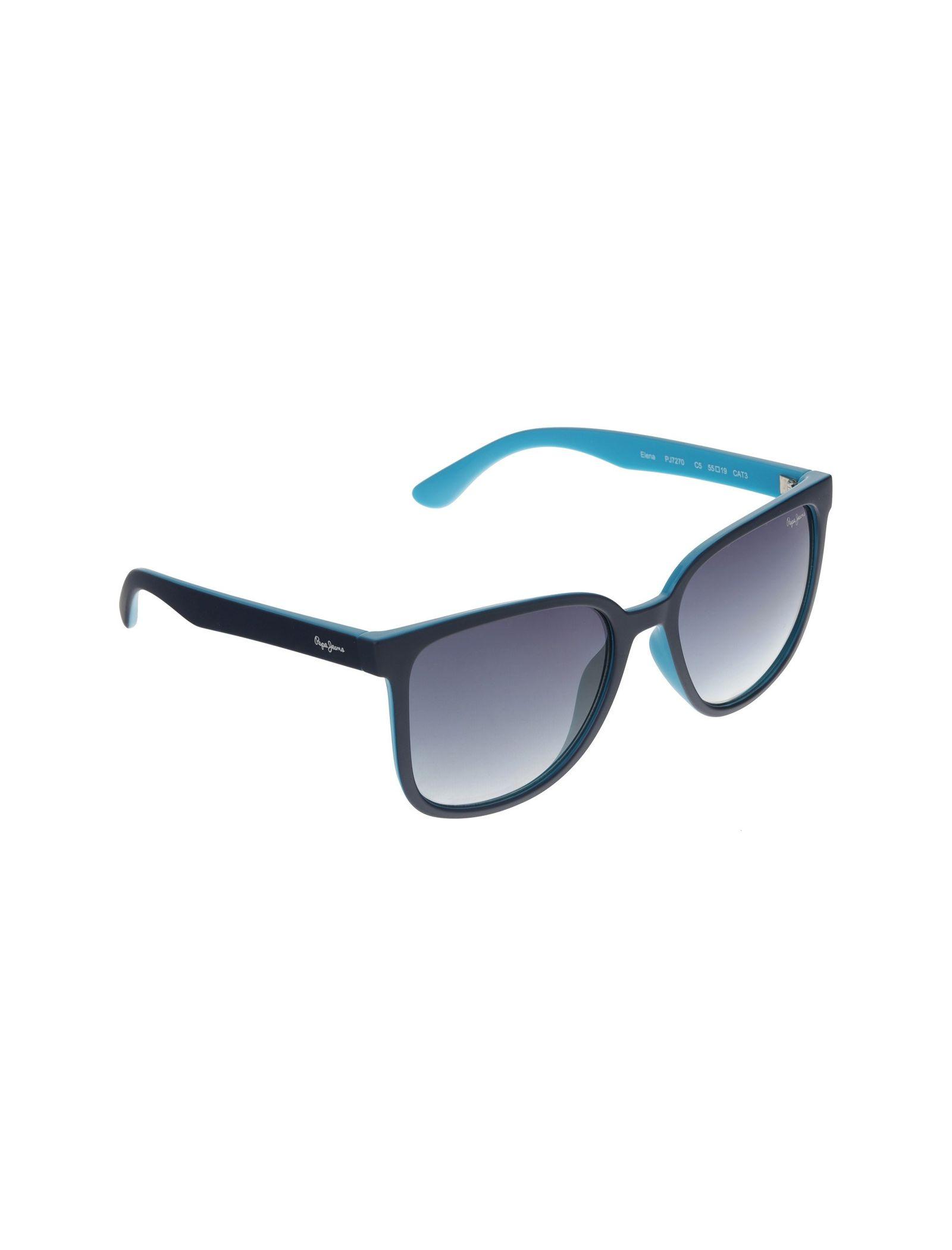 عینک آفتابی ویفرر زنانه - پپه جینز - سرمه اي - 2
