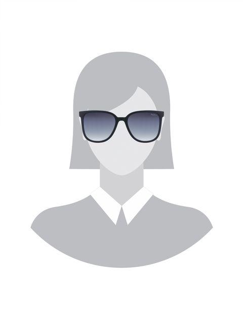 عینک آفتابی ویفرر زنانه - سرمه اي - 5