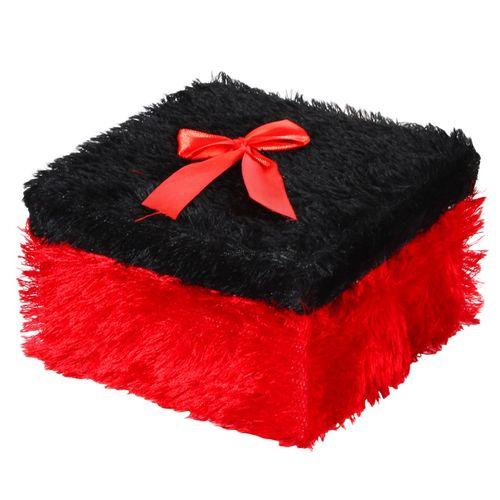 جعبه کادویی طرح روبان Black. Red کد 030060009