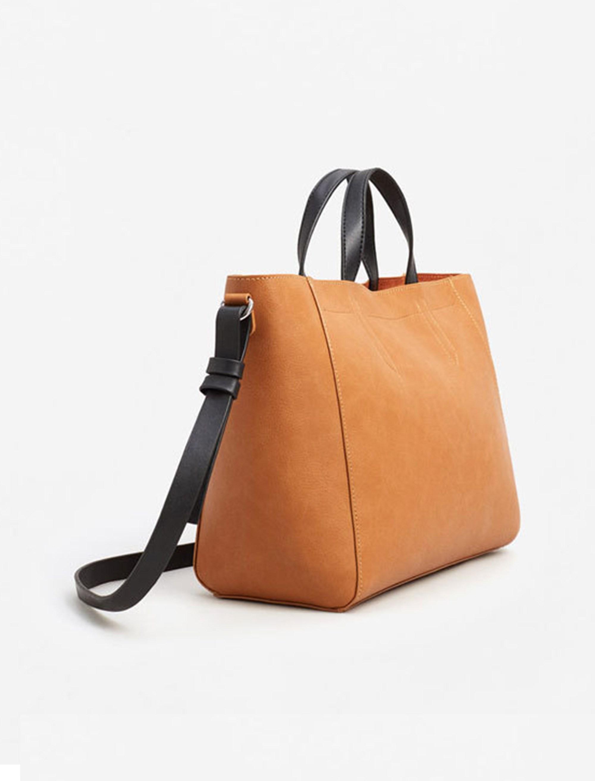 کیف دوشی روزمره زنانه - مانگو -  - 2
