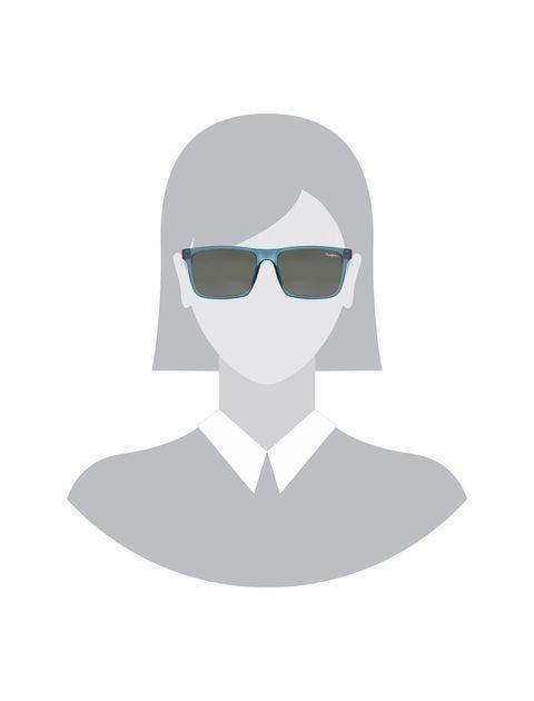 عینک آفتابی مستطیل زنانه - پپه جینز - آبي - 5