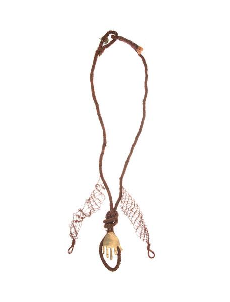 گردنبند دست ساز زنانه - کندیس تک سایز