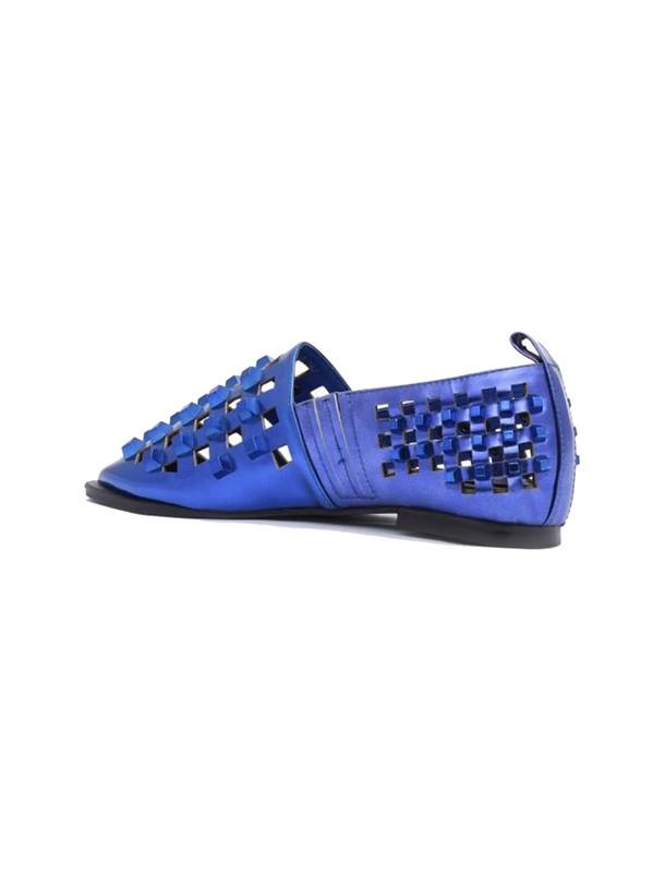 کفش تخت چرم زنانه - لاکوتا