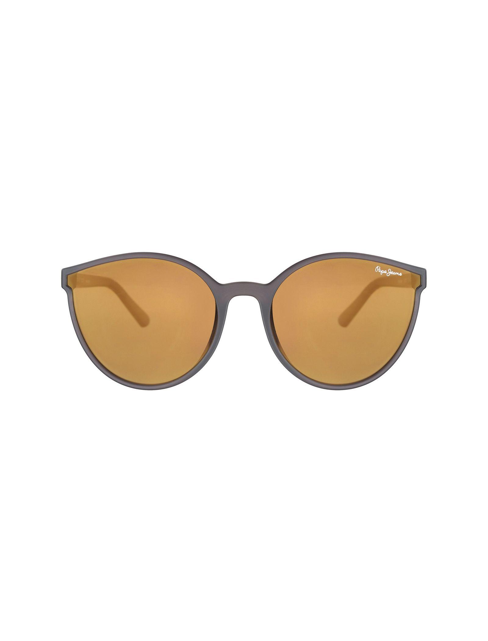 عینک آفتابی پروانه ای زنانه - پپه جینز - زغالي - 1