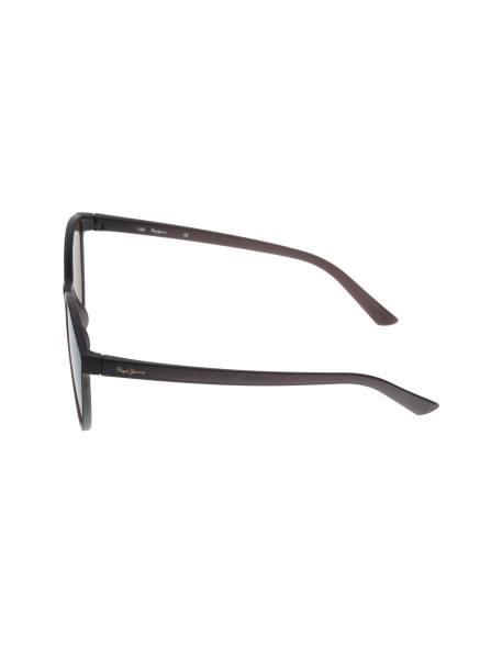 عینک آفتابی پروانه ای زنانه - زغالي - 3