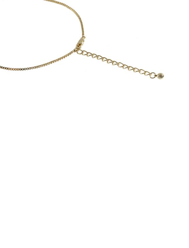 گردنبند آویز زنانه - پی سز تک سایز