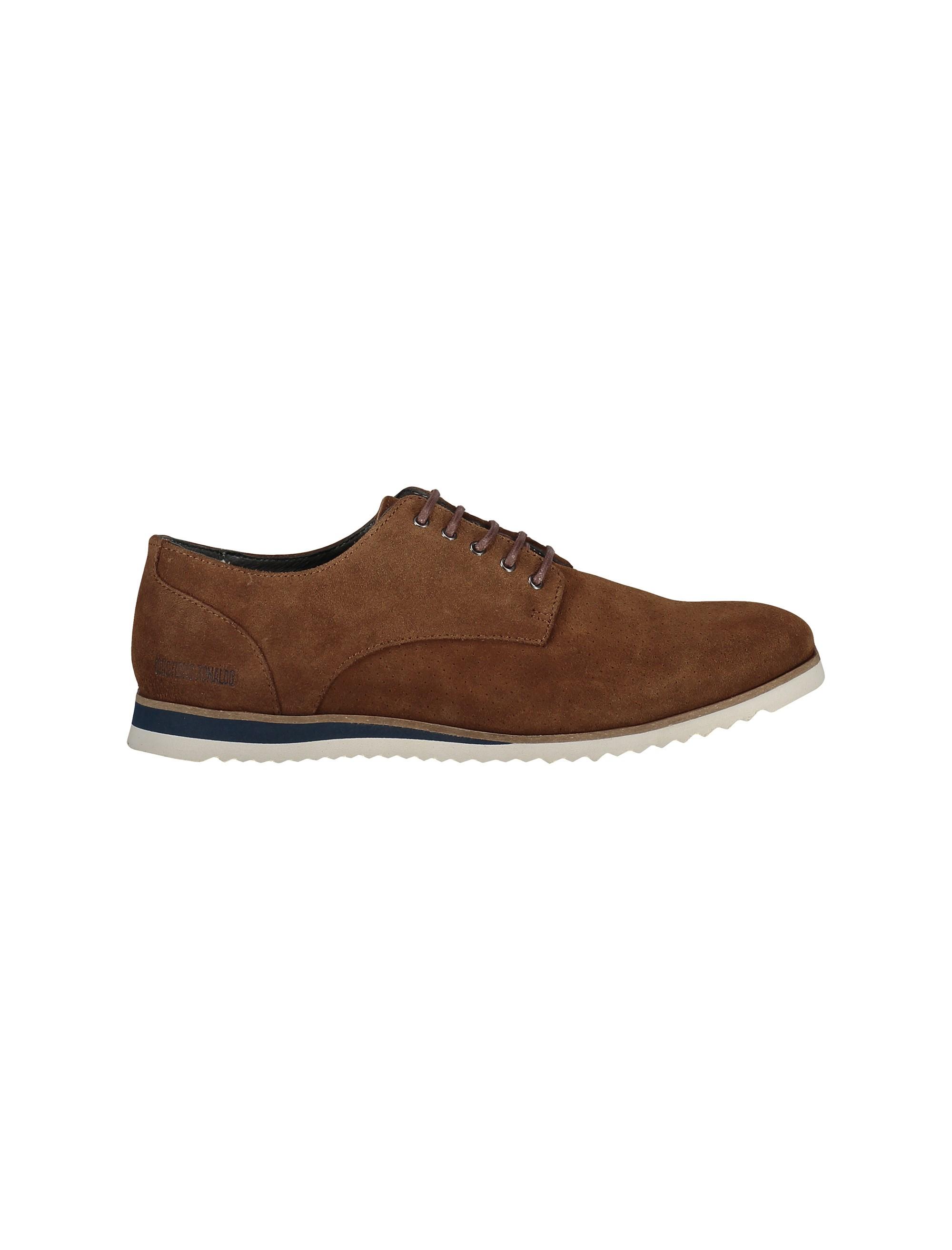 کفش اداری جیر مردانه - سی آر سون