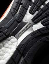 کفش دویدن بندی مردانه Adizero Tempo 8 - سرمه اي و نارنجي - 4