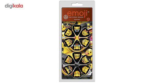 پیک گیتار پریس مدل Emoji بسته 12 عددی