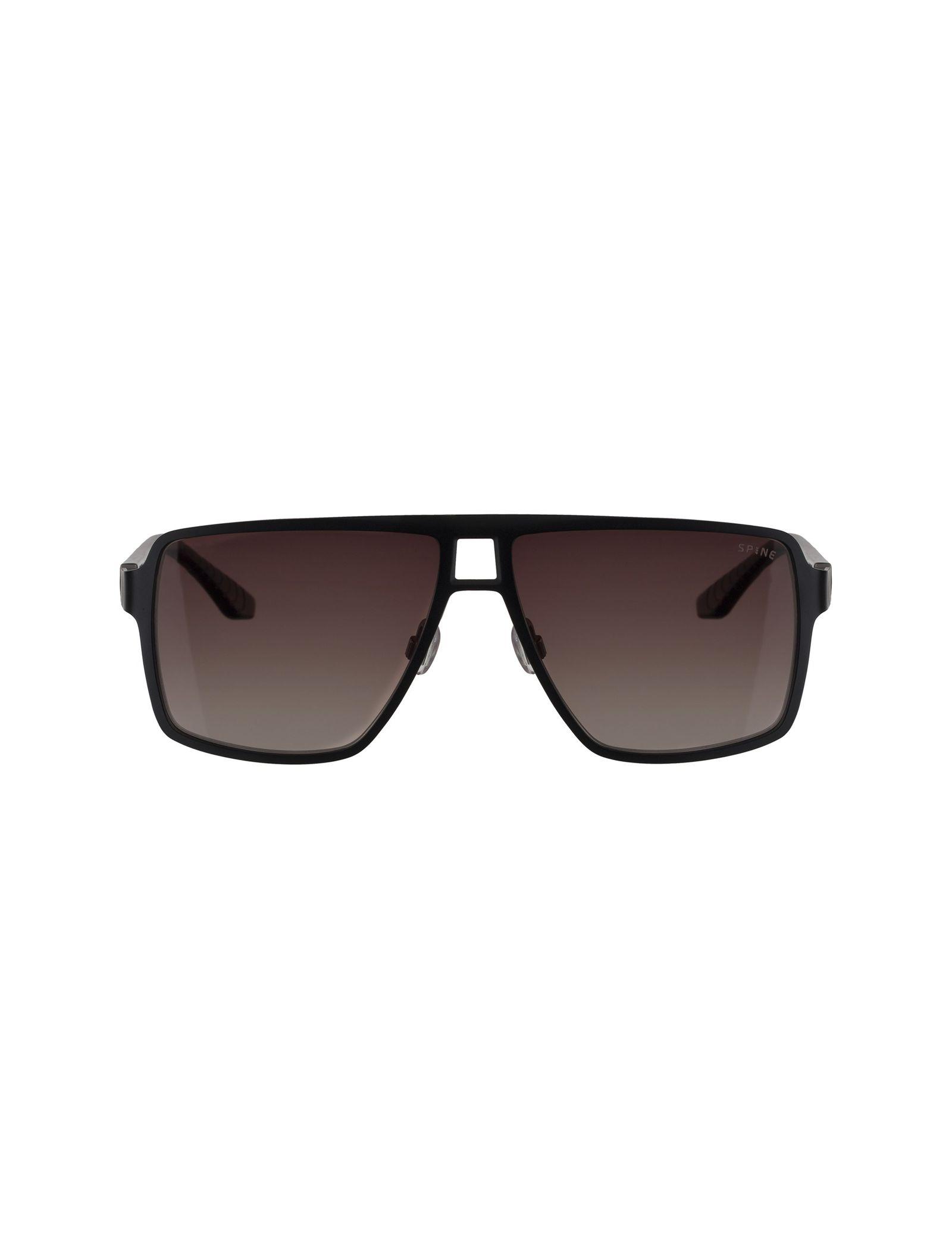 عینک آفتابی خلبانی مردانه - اسپاین - مشکي - 1