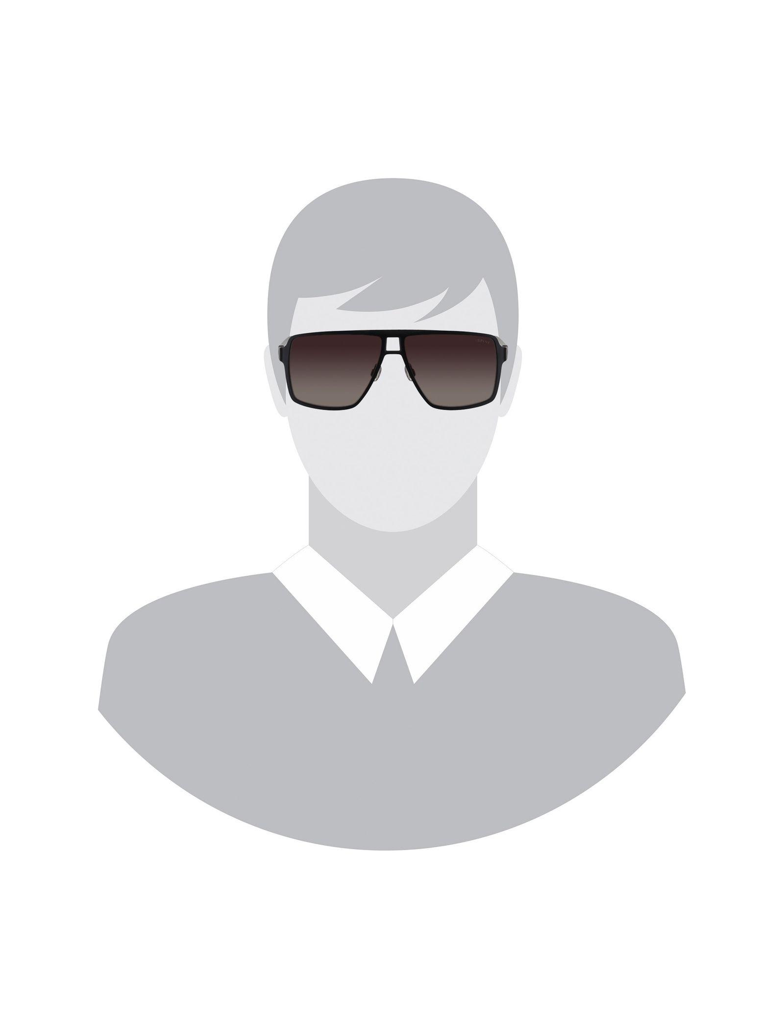 عینک آفتابی خلبانی مردانه - اسپاین - مشکي - 5