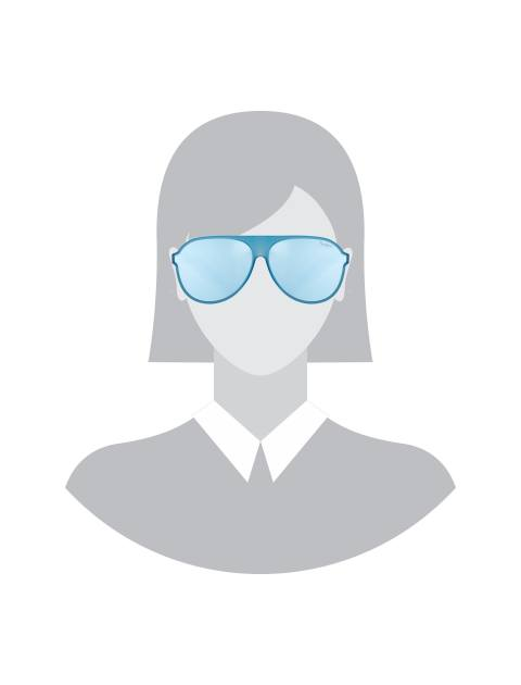 عینک آفتابی خلبانی زنانه - پپه جینز - آبي روشن - 5