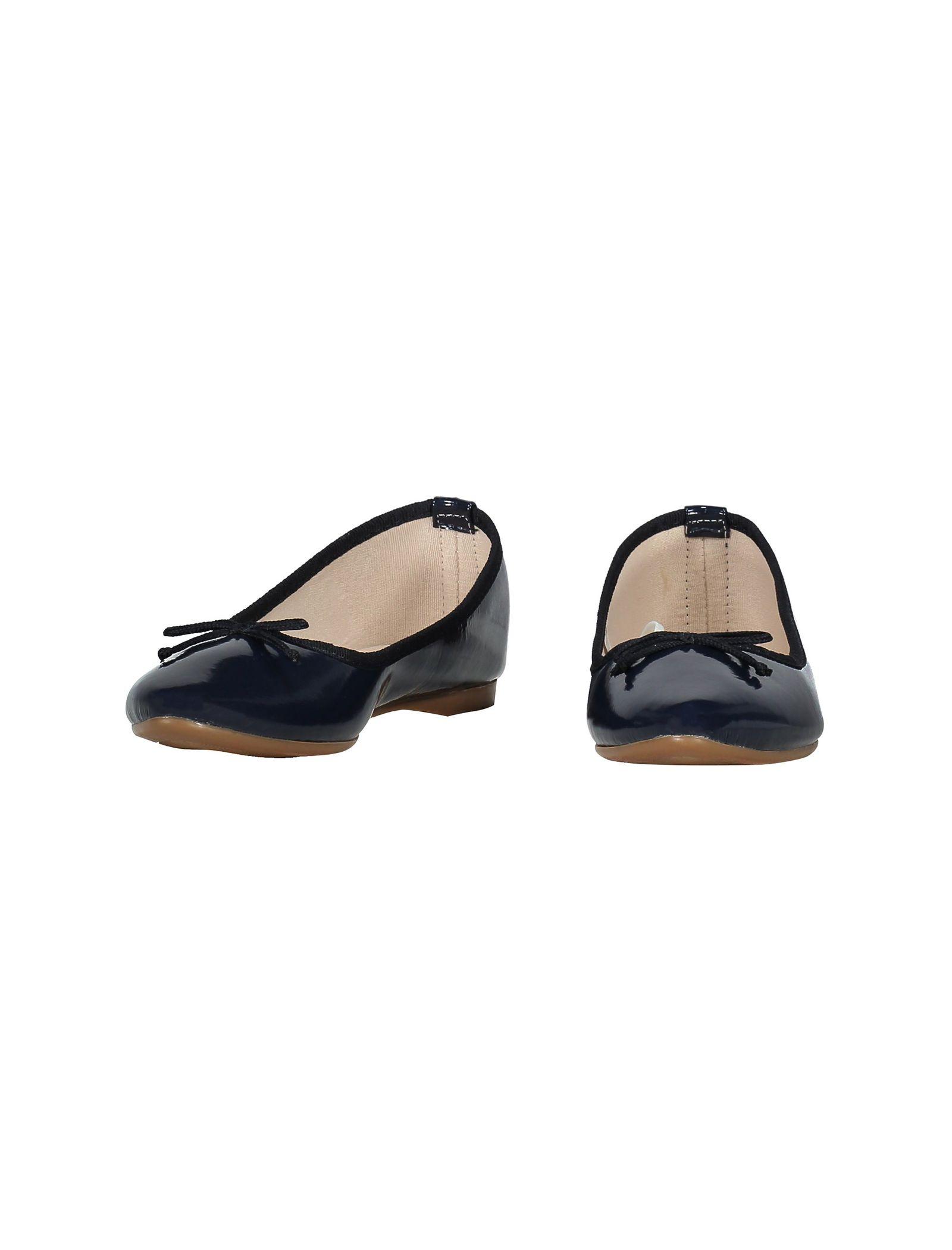 کفش تخت عروسکی زنانه - ال سی وایکیکی - سرمه اي - 4