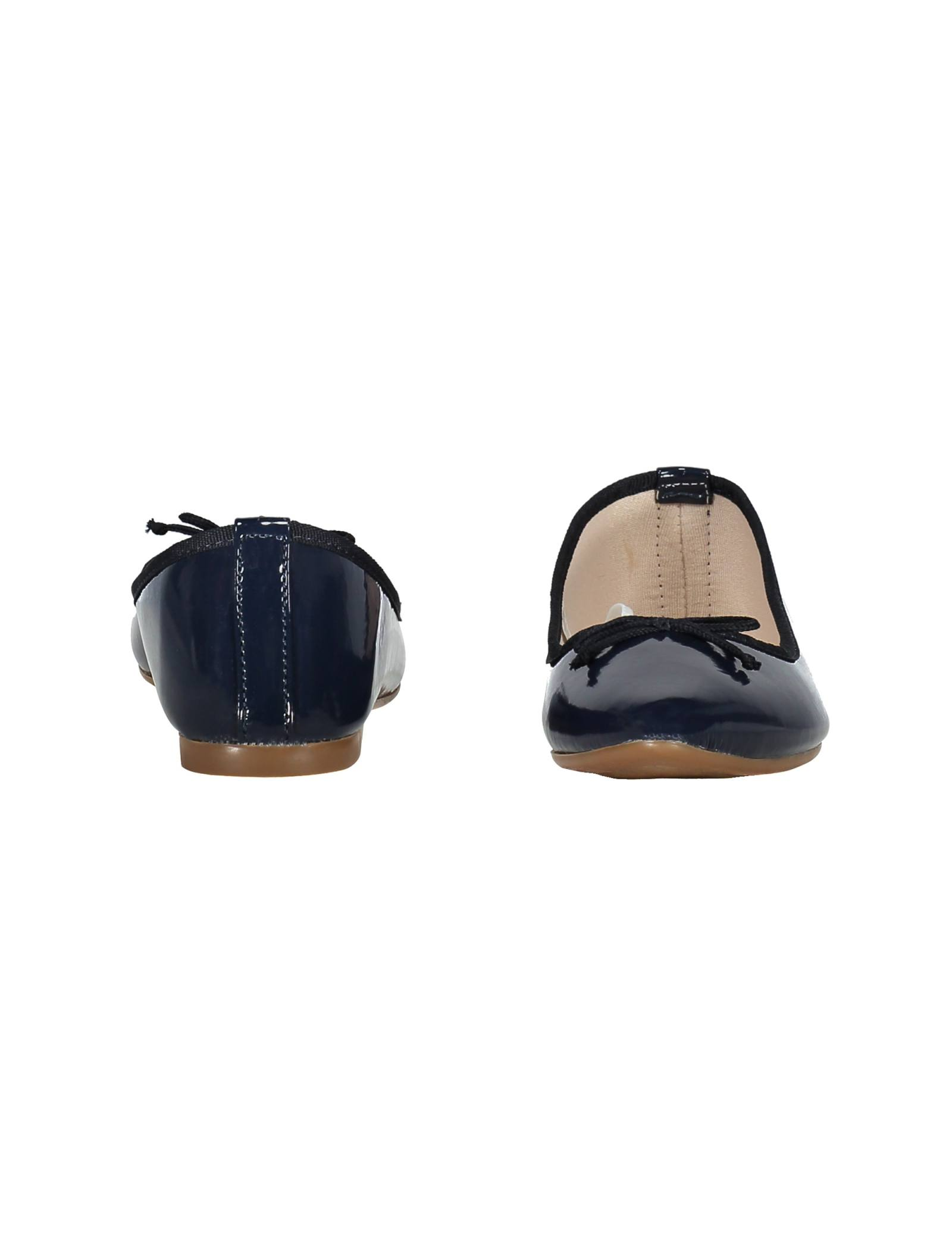 کفش تخت عروسکی زنانه - ال سی وایکیکی - سرمه اي - 5