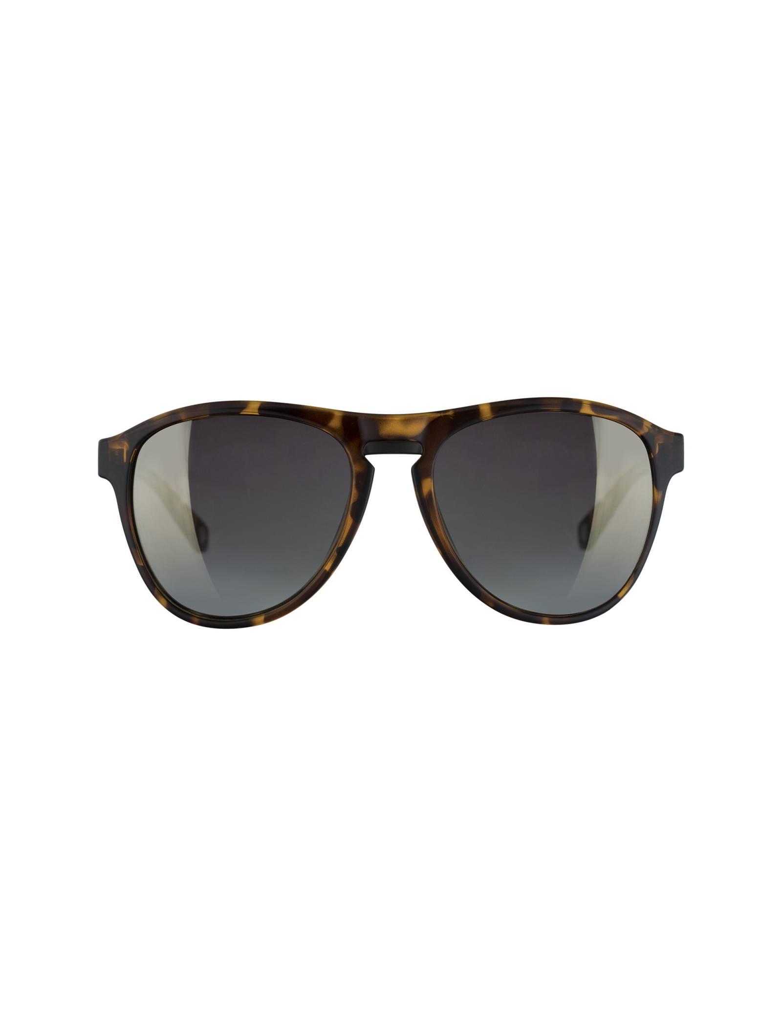 عینک آفتابی خلبانی زنانه - تد بیکر - قهوه اي لاک پشتي - 2