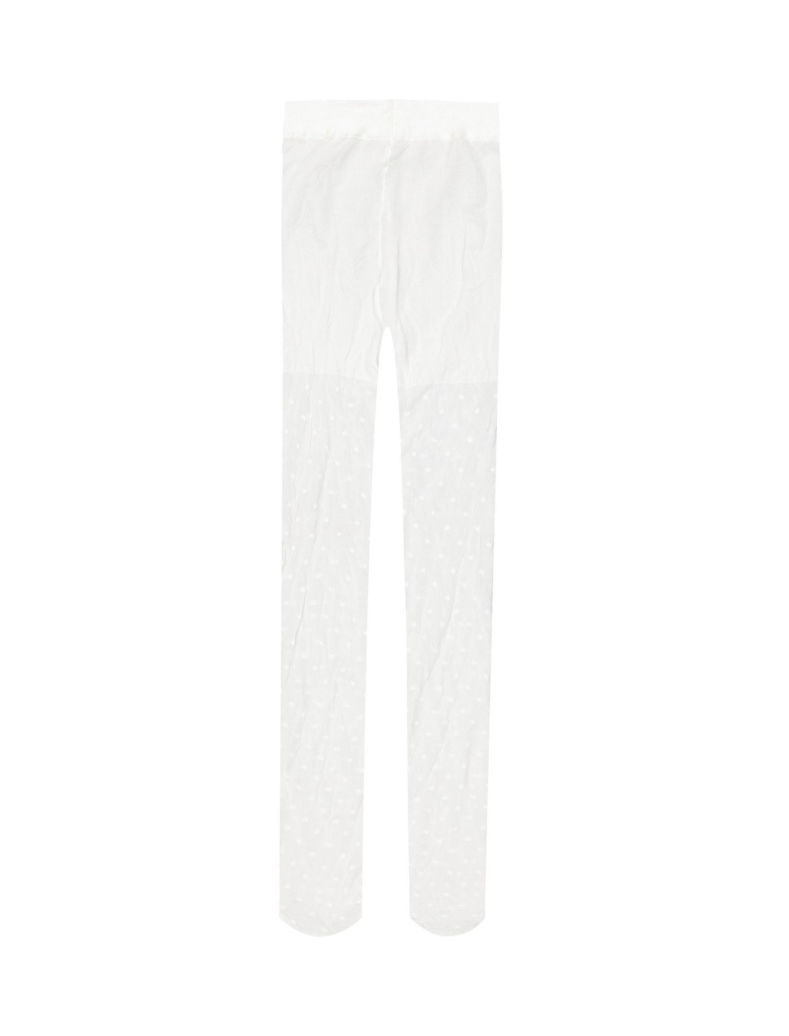 جوراب شلواری دخترانه بسته دو عددی - ارکسترا - سفيد - 2