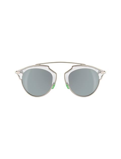 عینک آفتابی پنتوس زنانه - دیور - نقره اي - 1