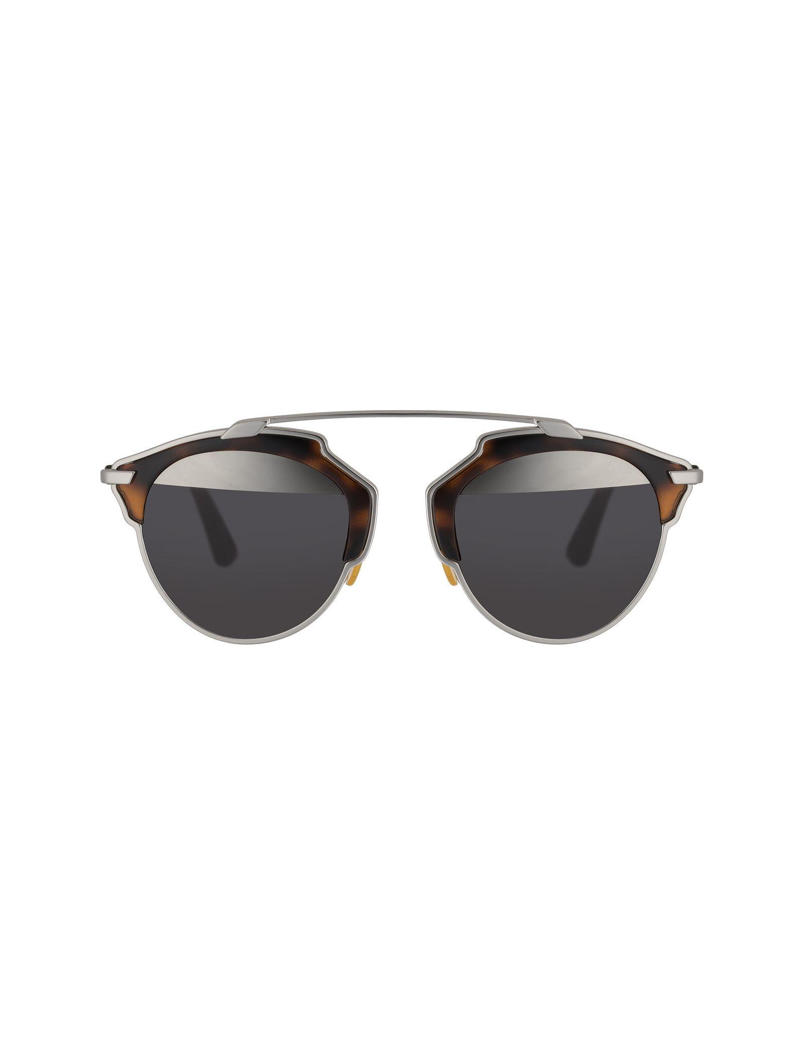 عینک آفتابی پنتوس زنانه - دیور - قهوه اي  - 1