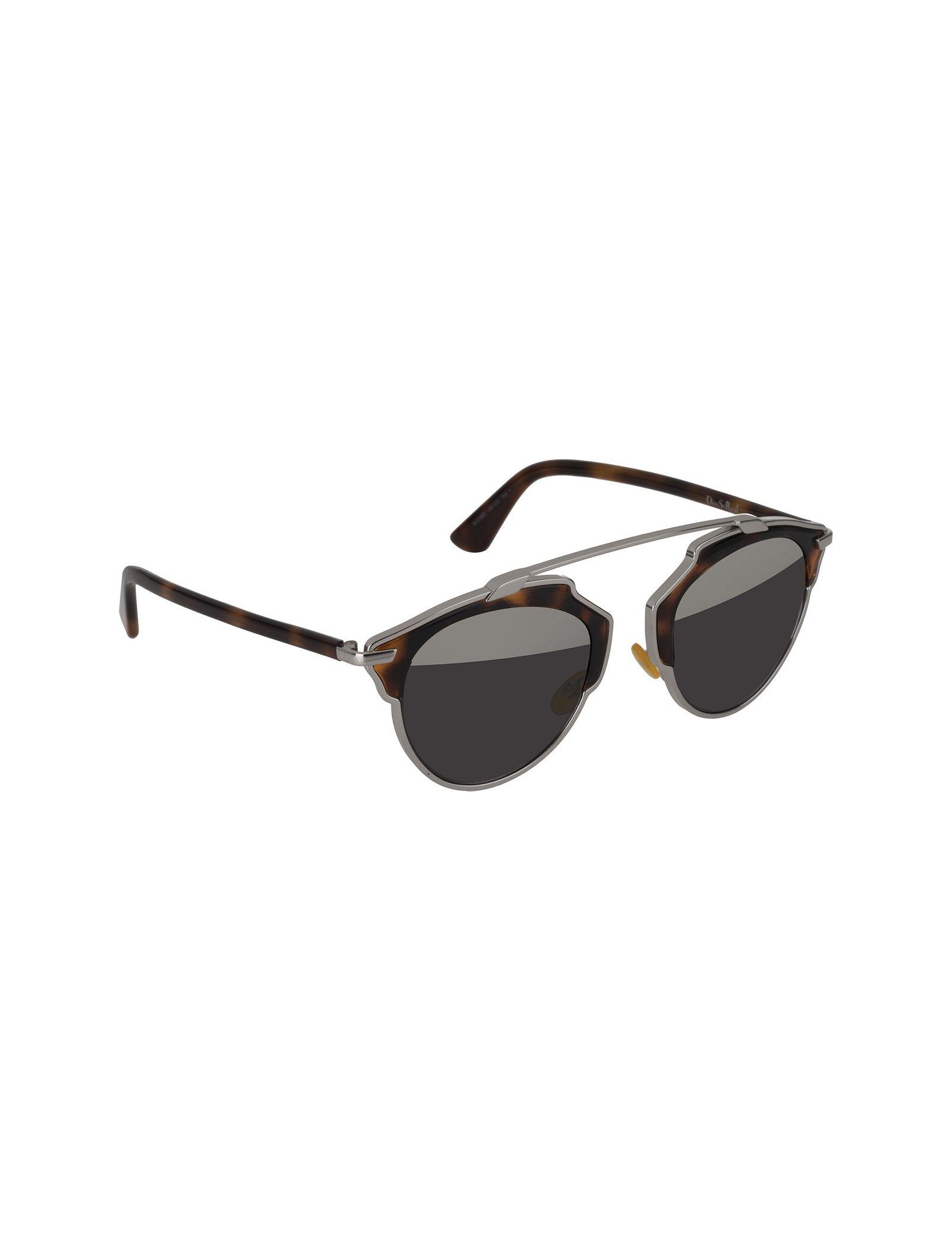 عینک آفتابی پنتوس زنانه - دیور - قهوه اي  - 2