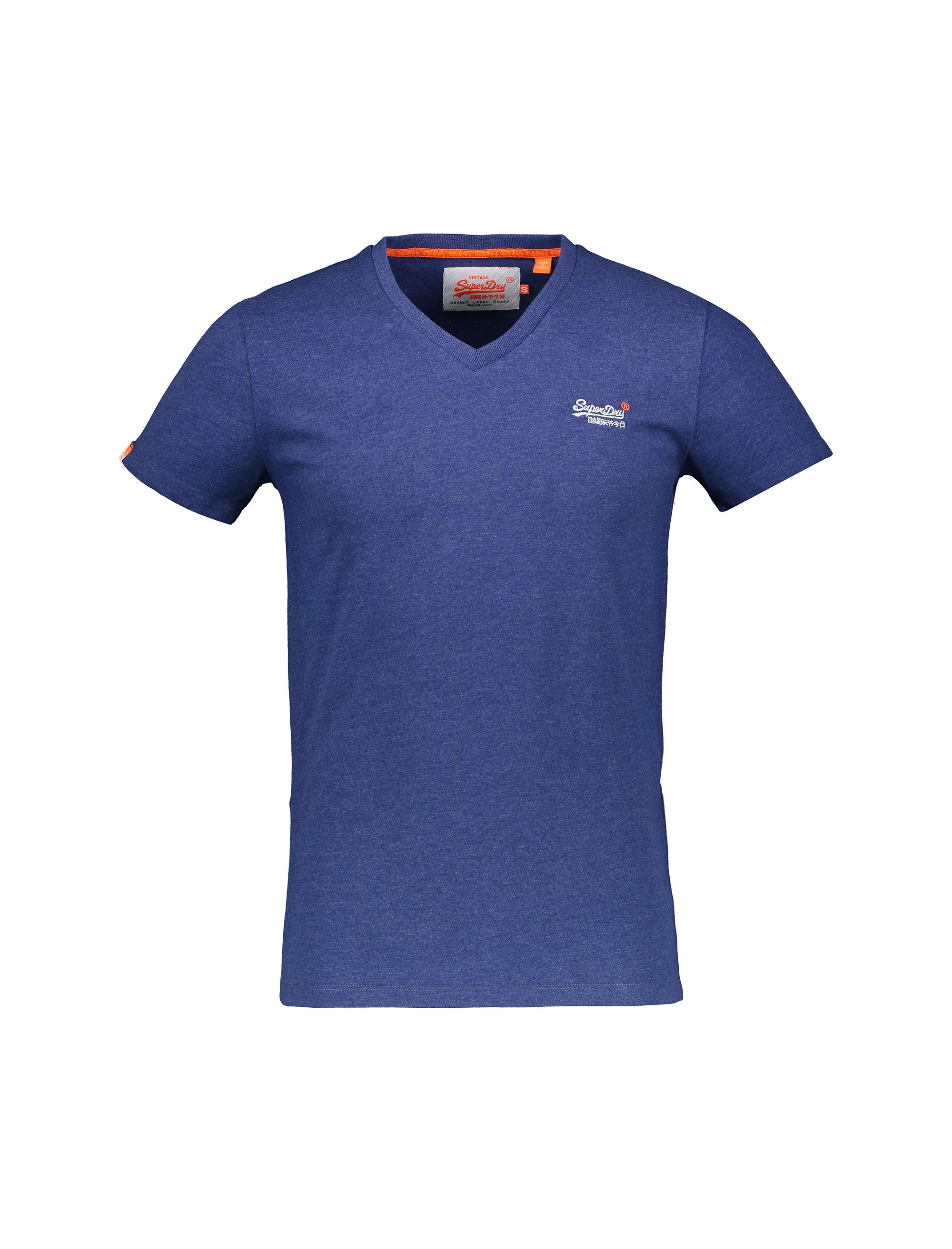 تی شرت نخی آستین کوتاه مردانه - سوپردرای