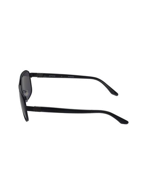 عینک آفتابی خلبانی مردانه - اسپاین - طوسي تيره - 3