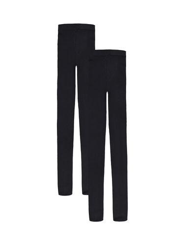 جوراب شلواری دخترانه بسته 2 عددی