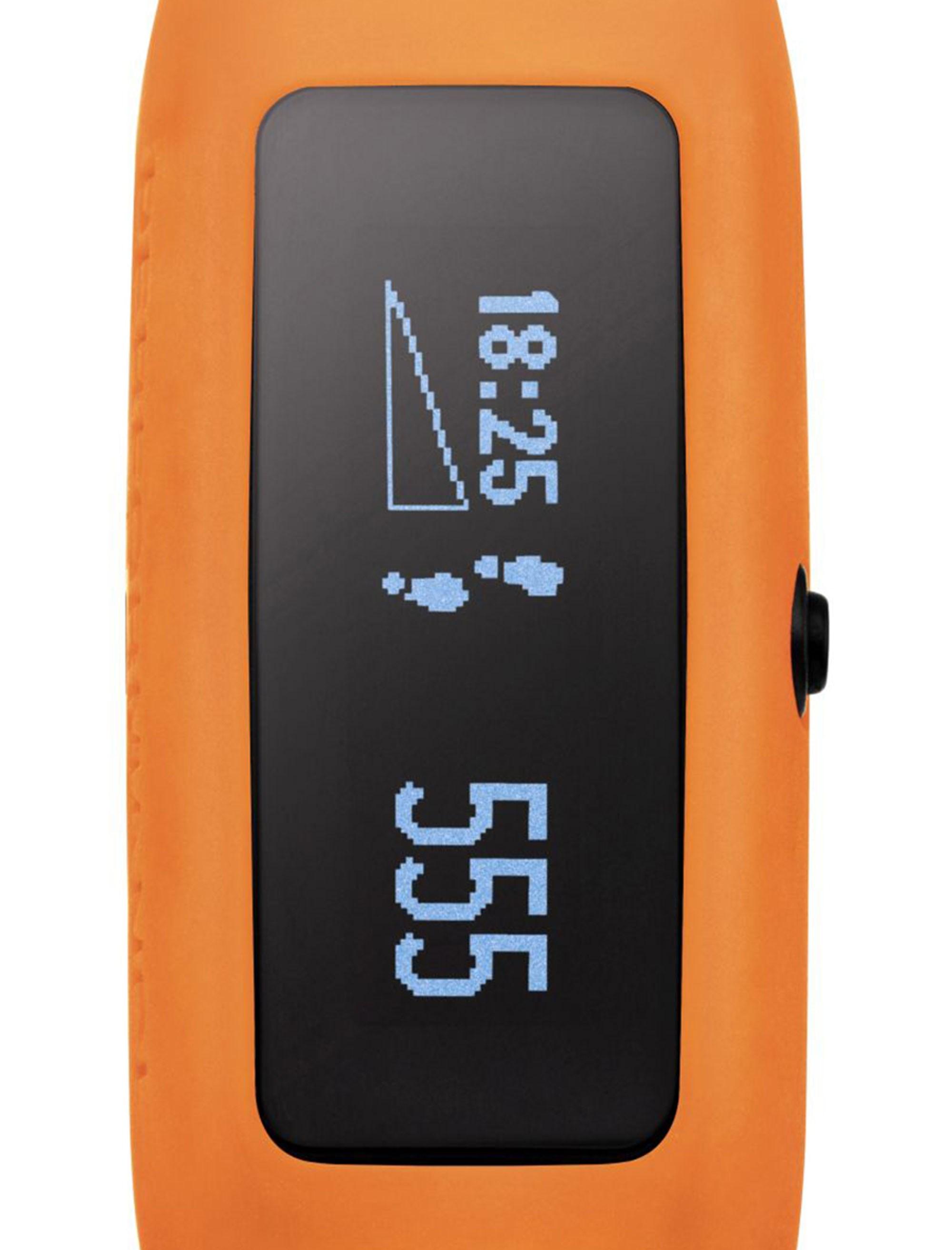 ساعت مچی هوشمند مردانه - نارنجي   - 2