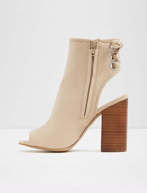 کفش پاشنه بلند زنانه - آلدو - کرم - 2