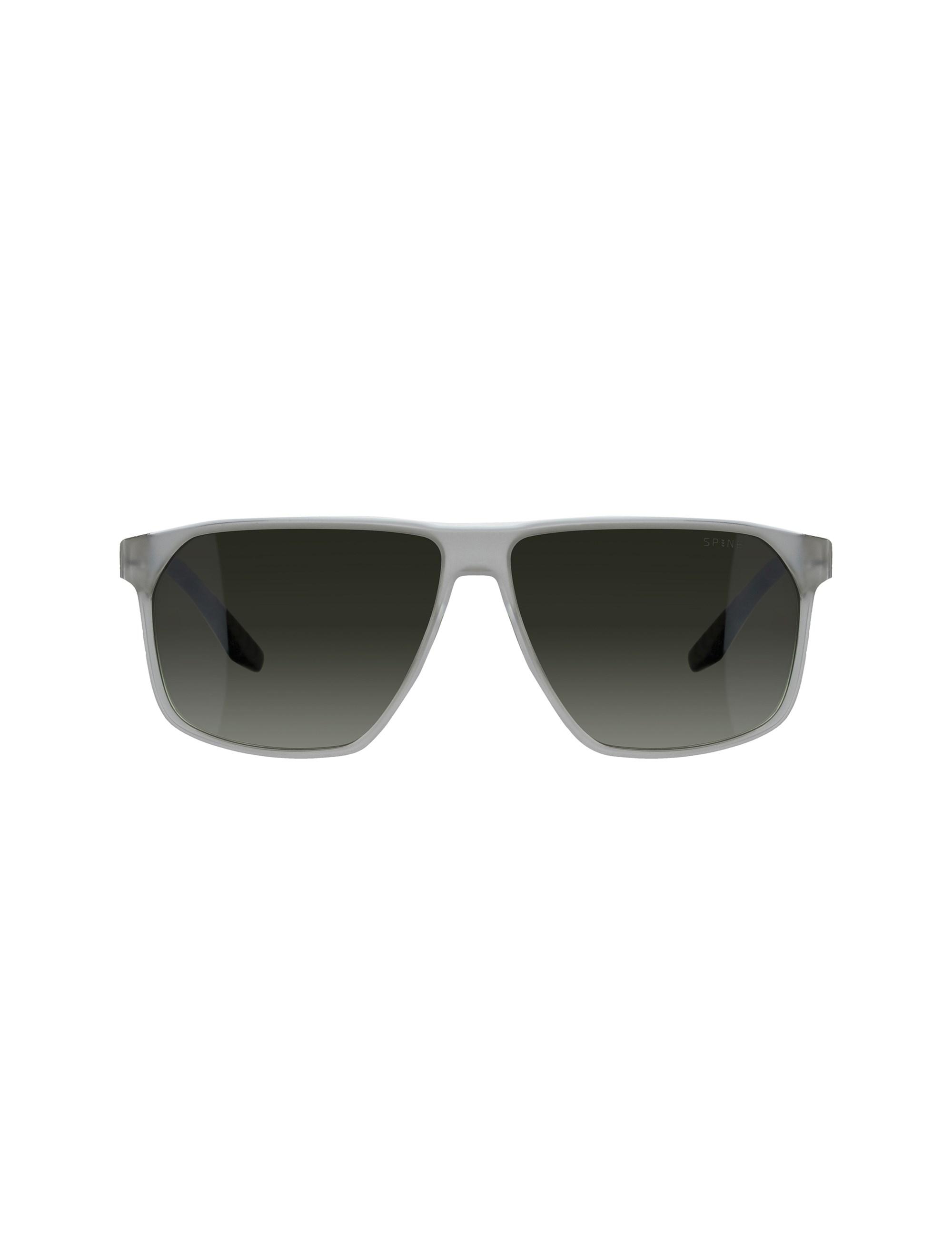 عینک آفتابی خلبانی مردانه - اسپاین - بي رنگ - 1