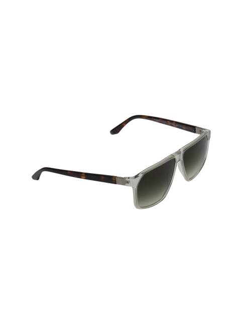 عینک آفتابی خلبانی مردانه - بي رنگ - 2