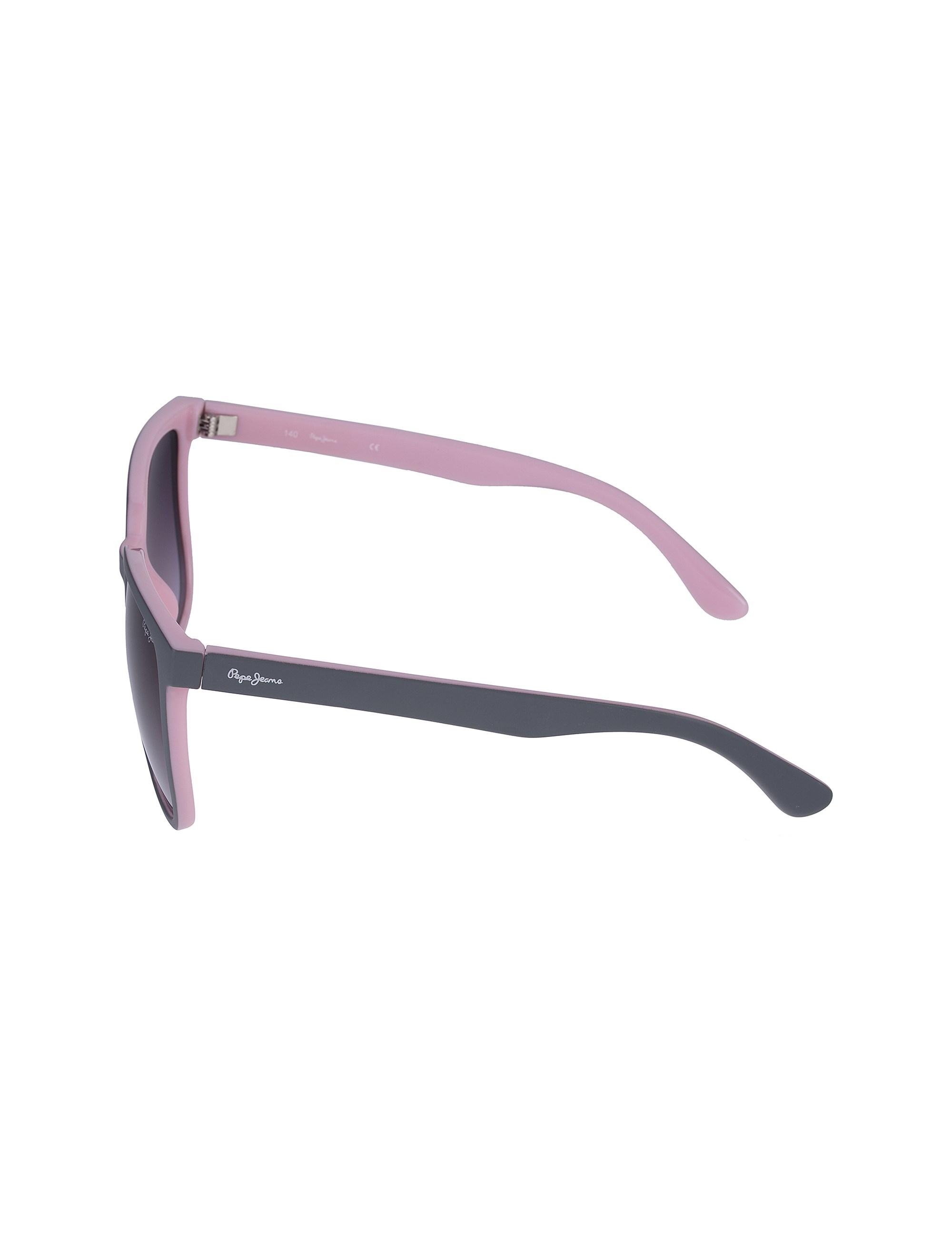 عینک آفتابی ویفرر زنانه - طوسي - 3