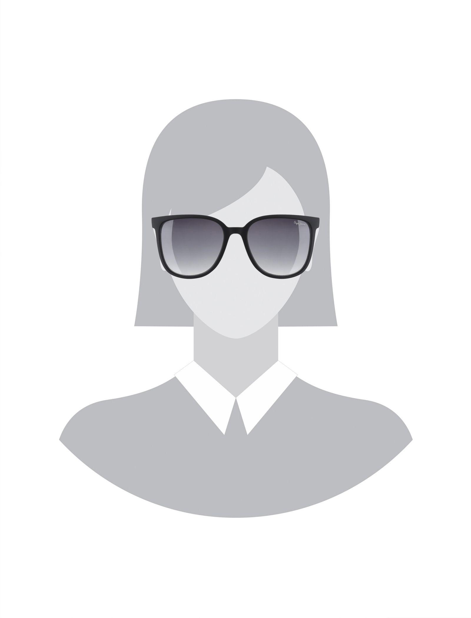 عینک آفتابی ویفرر زنانه - پپه جینز - مشکي - 5