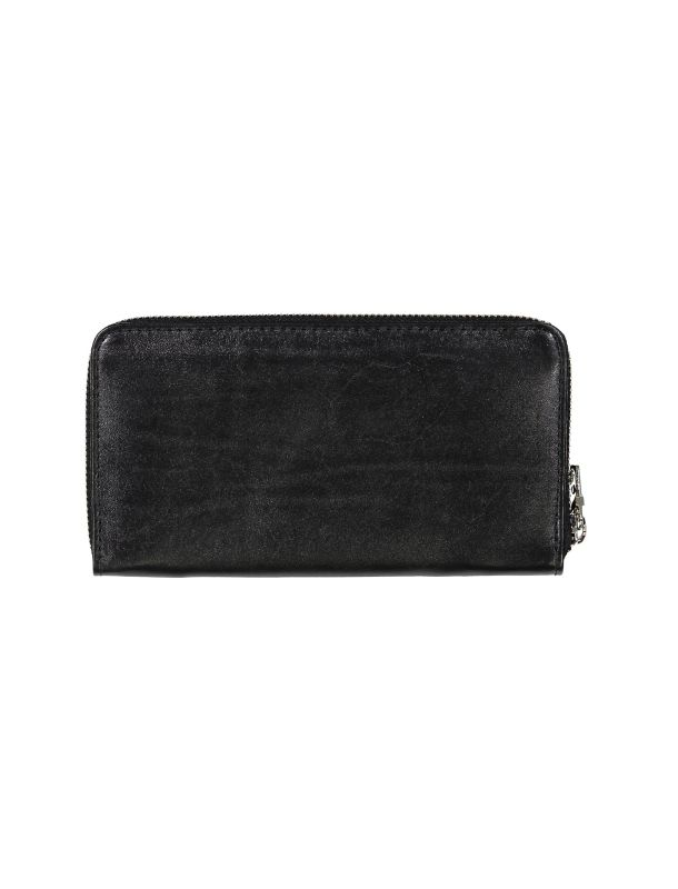 کیف پول چرم زیپی زنانه