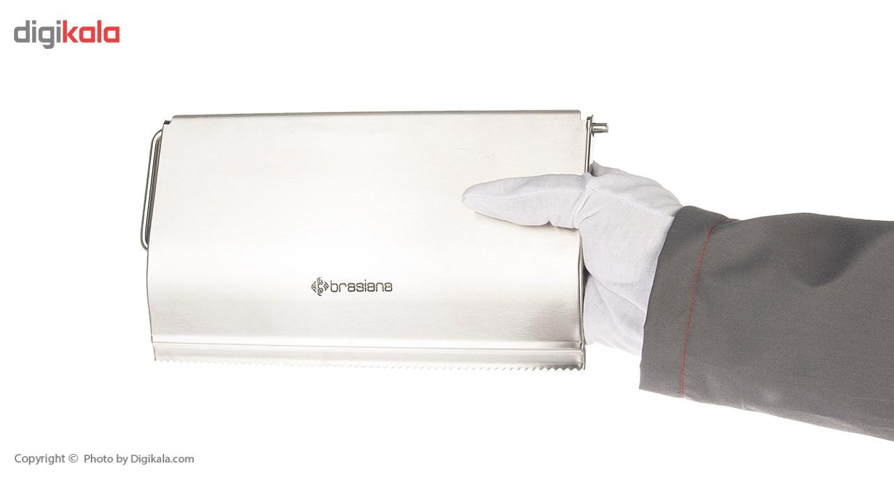 پایه رول دستمال کاغذی براسیانا مدل BRH-130 main 1 5