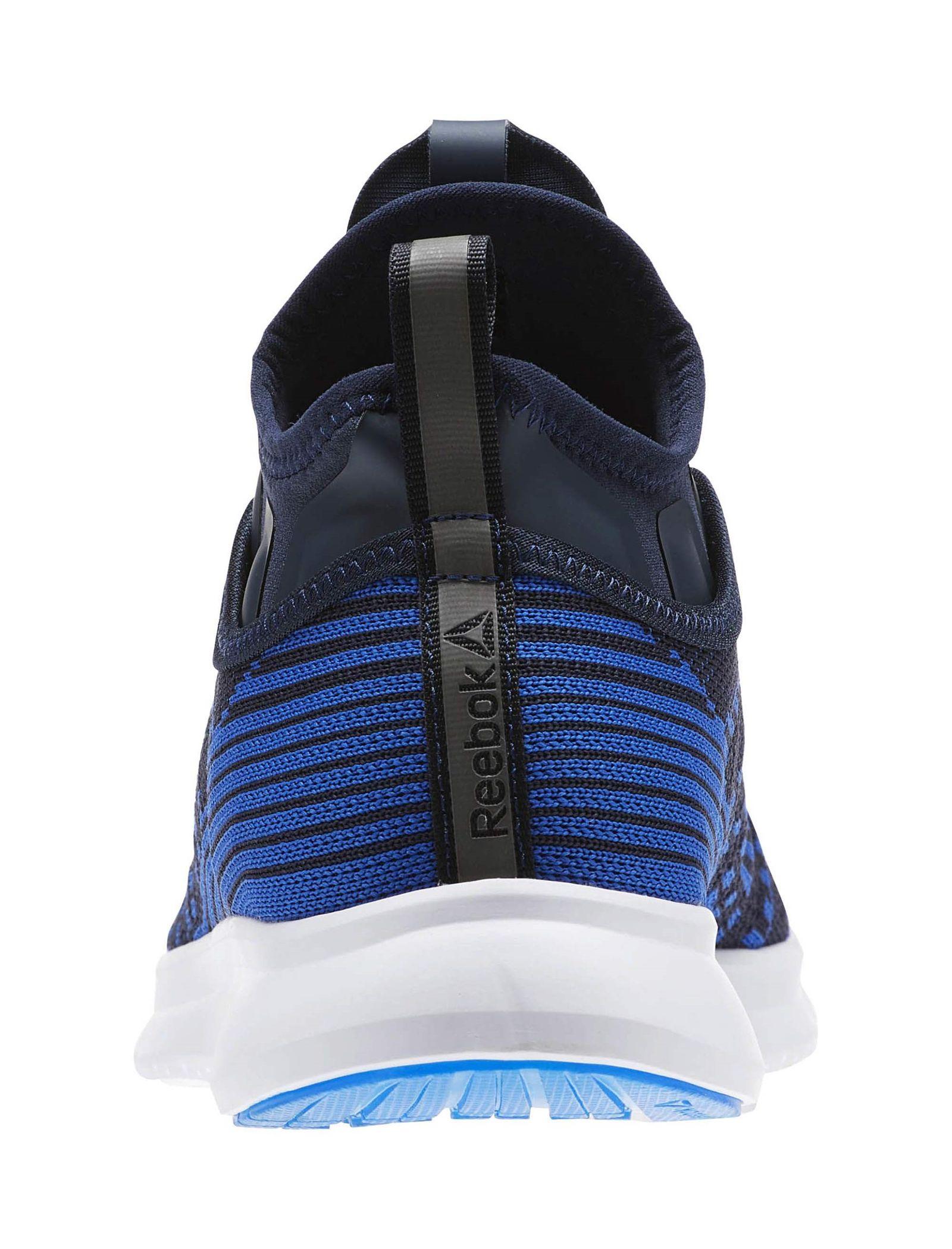 کفش دویدن بندی مردانه Pump Plus Ultraknit - ریباک - آبي سرمه اي - 6